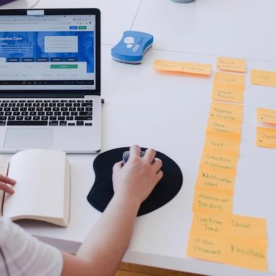 Photo of product design resume help