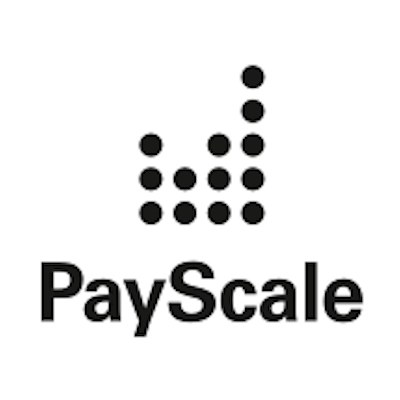 Photo of a review of Payscale as a salary comparison tool