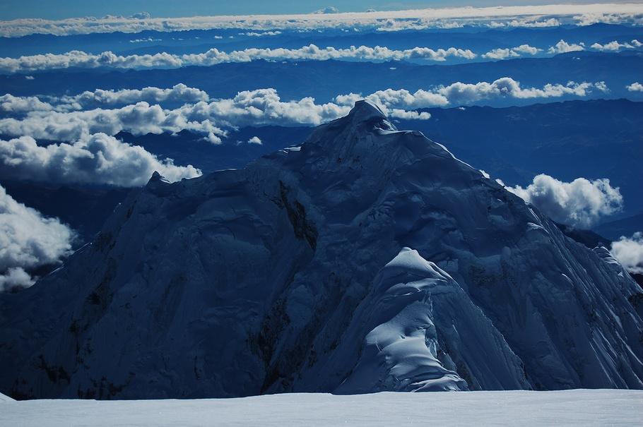 Peru 6000m Peak Challenge   peakery