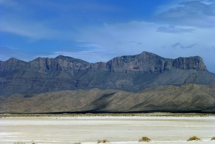 Texas Guadalupe Mountains National Park Great 8 Peak Challenge peakery