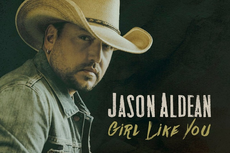 Jason Aldeans Girl Like You Allures Country Radio Today Following