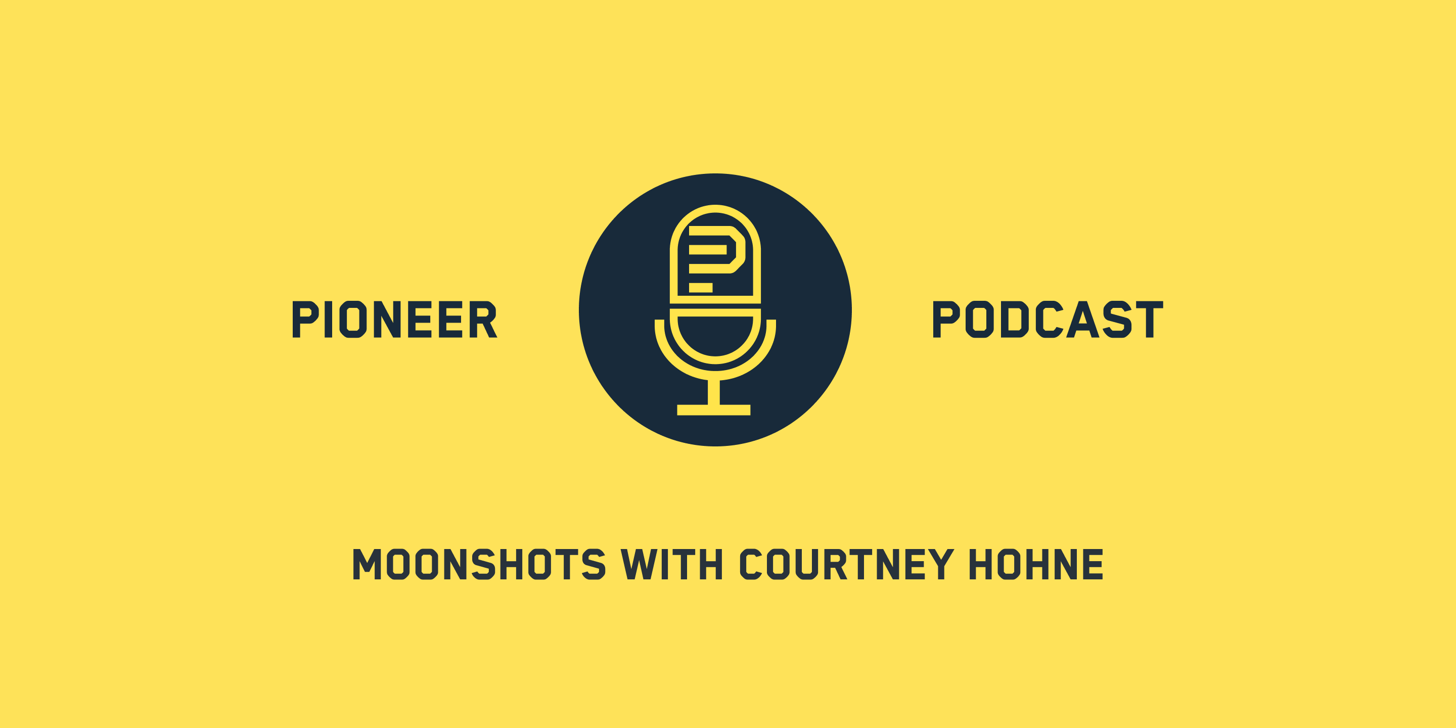 Courtney Hohne on Moonshots at X