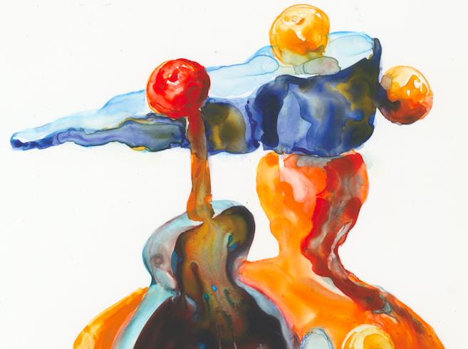 art Jean Ellis Newman
