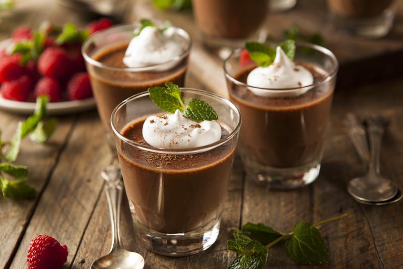 Chocolate mousse, Plano Profile