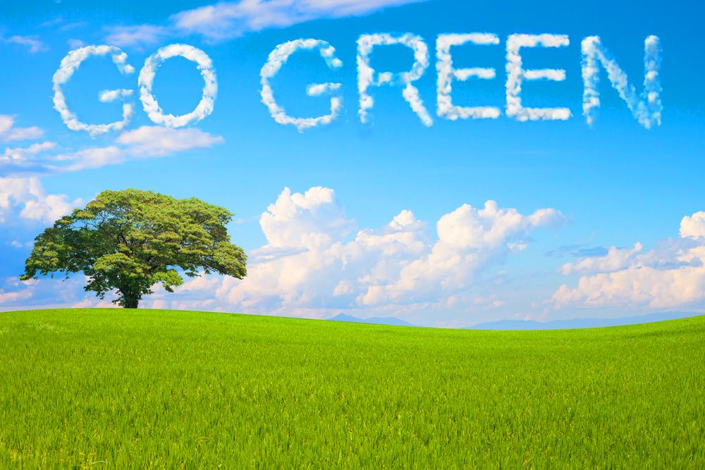 go green environment