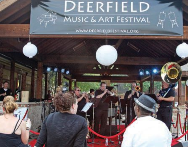 Deerfield Music & Art Festival is Mother's Day weekend