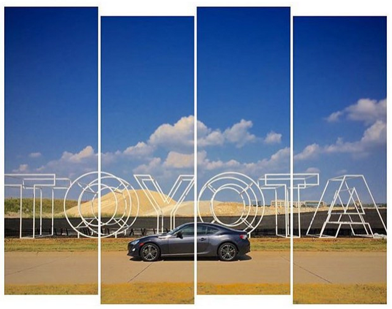 Toyota Legacy Plano