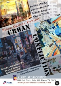 Urban Confliction Poster