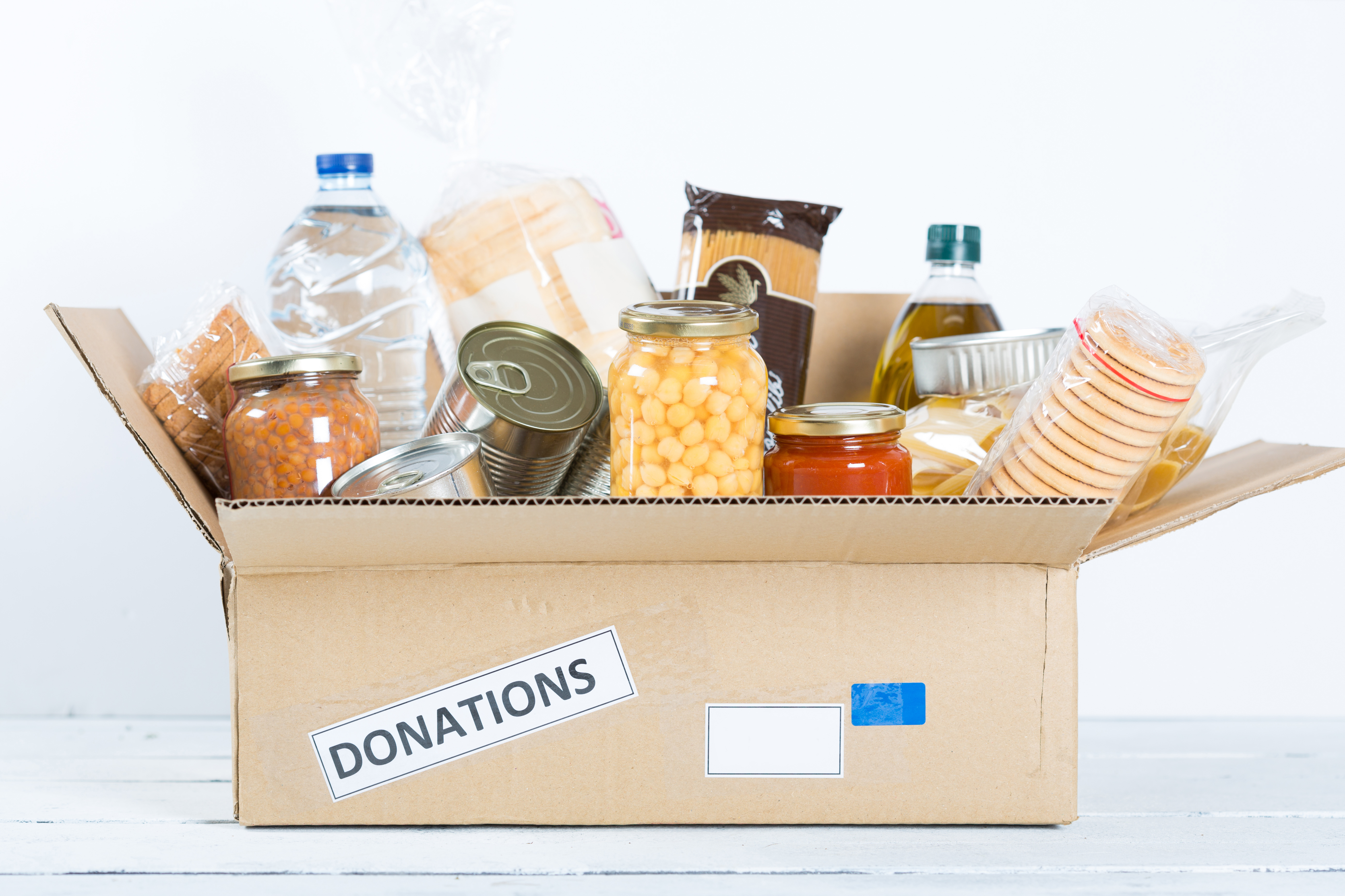 How To Get Food Donations From People