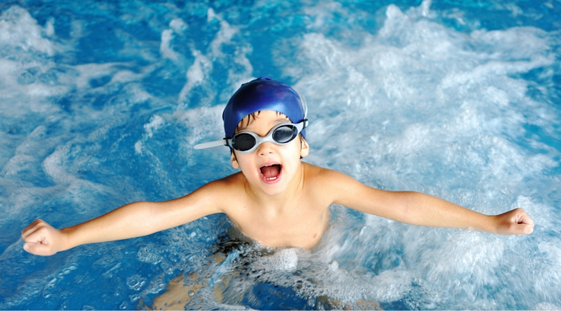 Guinness World Record event in Plano Largest Swimming Lesson