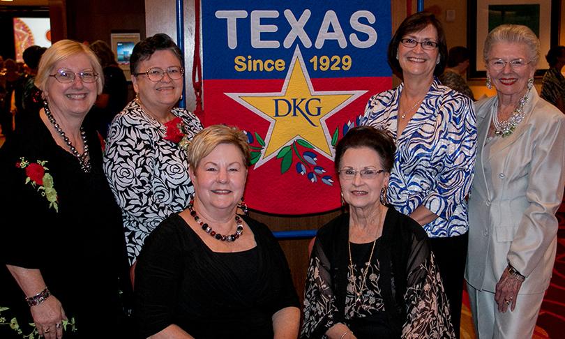 The Delta Kappa Gamma Society International