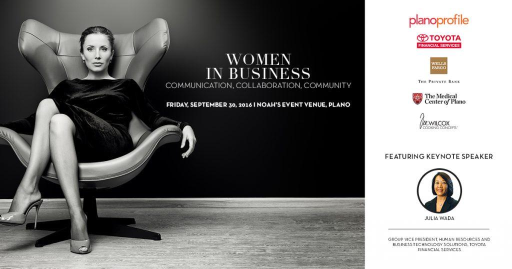 Plano Profile, Women in Business_2016