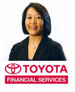 Julia Wada, Toyota Financial Services