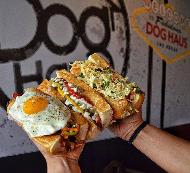 Dog Haus Gourmet Hot Dogs Plano Texas