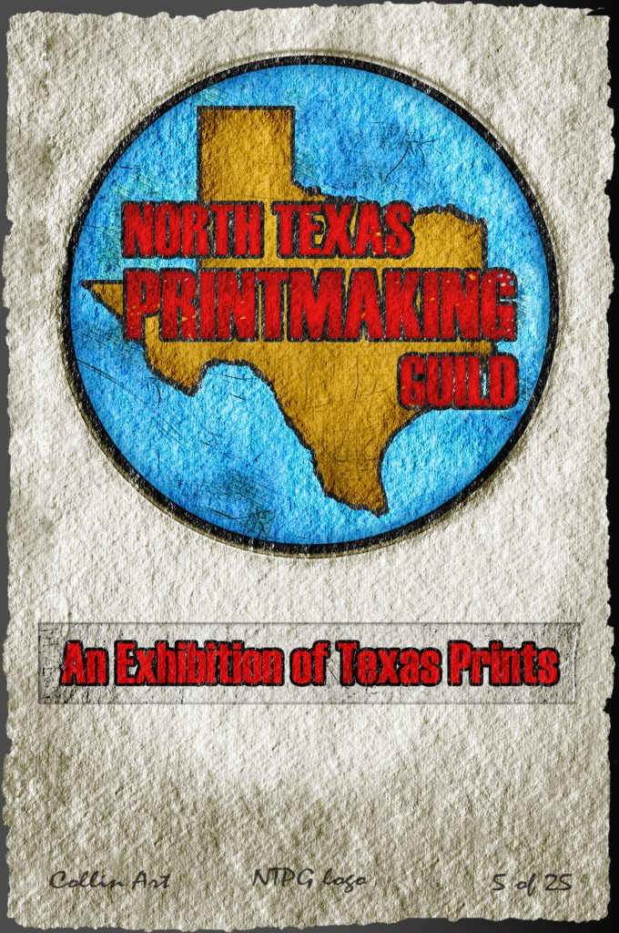 North Texas Printmaking exhibition at Collin College