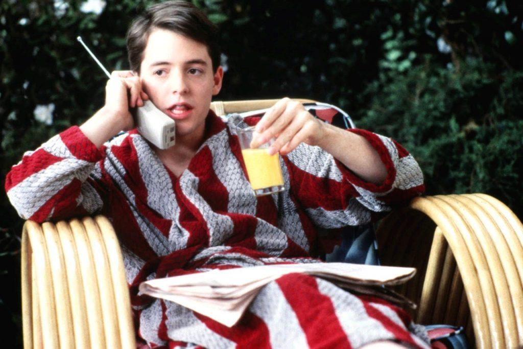 Ferris Buellers Day Off starring Matthew Broderick Photo/lydiamag.com