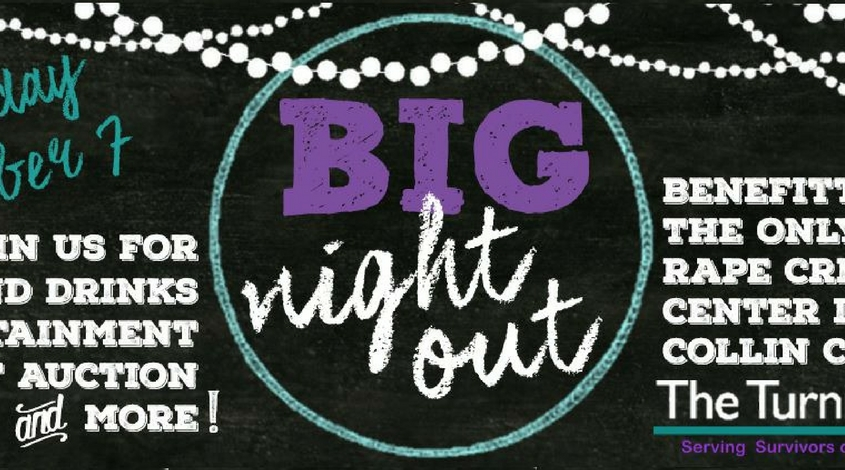 Turning Point's big night out