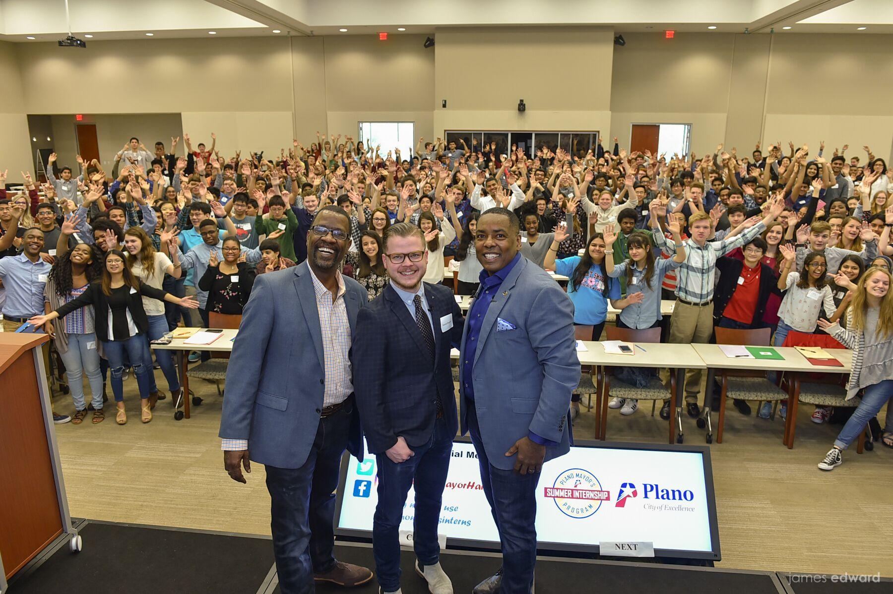 Plano Mayors Summer Internship
