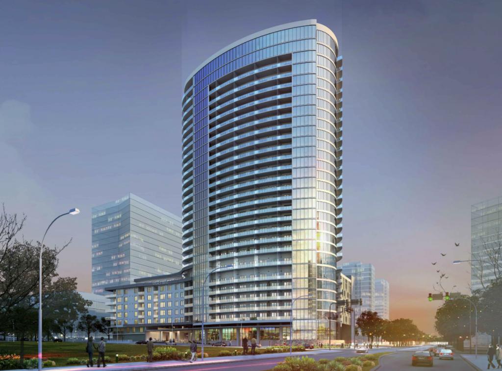 High Rise Apartments Plano Tx