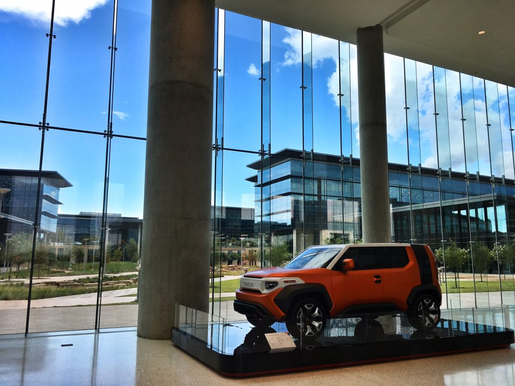 One Toyota North American Headquarters Plano Texas