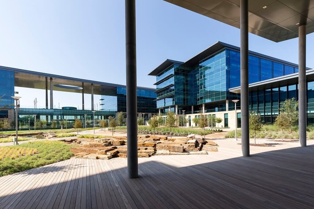 Toyota Northa America headquarters, Legacy West, Plano, Texas