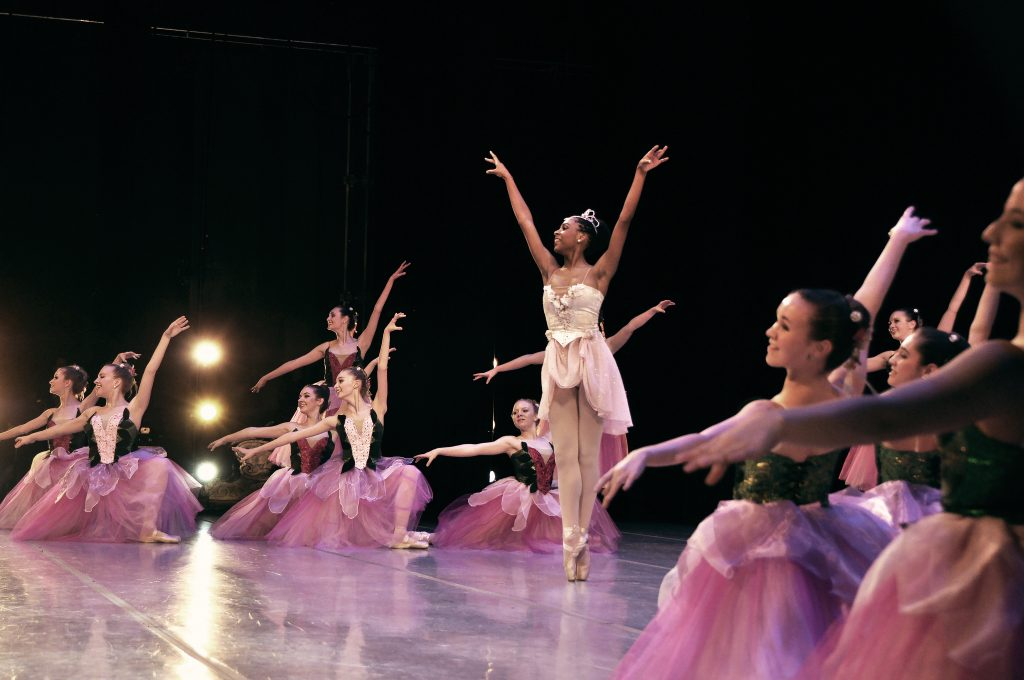 Chamberlain Ballet, Eisemann Center, The Nutcracker