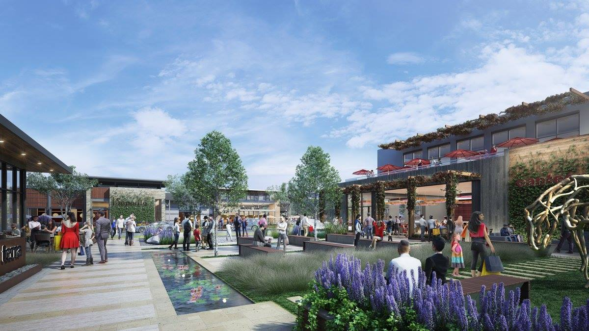 The Shops at Willow Bend, Plano