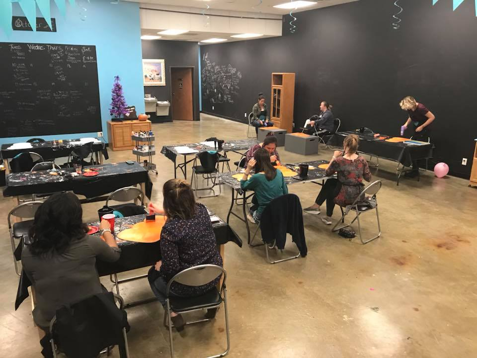 Make our mark, arts and craft, acting studio, east plano