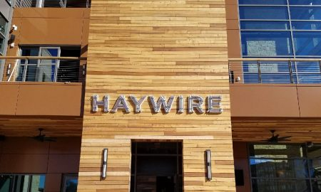 Haywire Restaurant, Legacy West, Plano