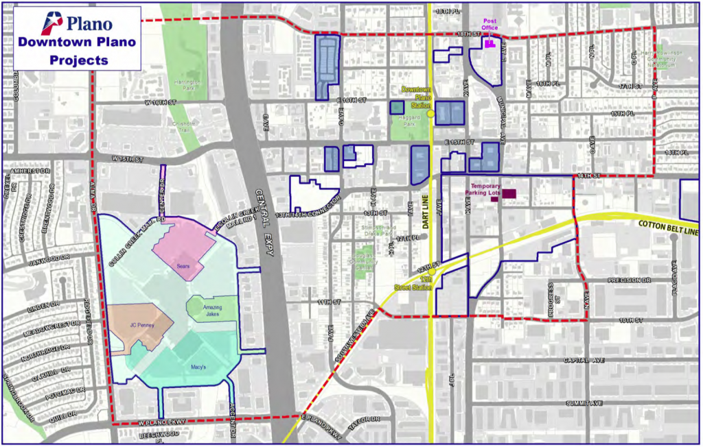 future of downtown plano
