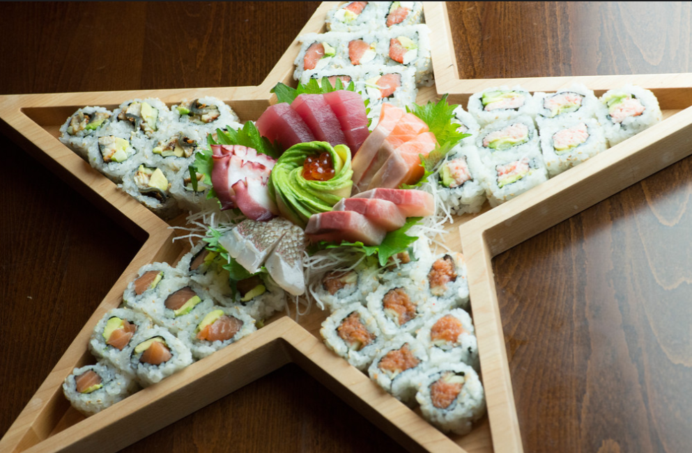sushi marquee frisco ford center the star