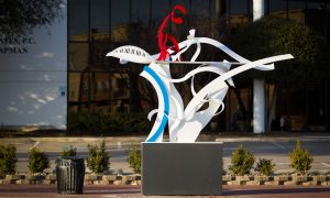 downtown Plano portal project. city go plano, sculpture, joshua weiner, artist, public art
