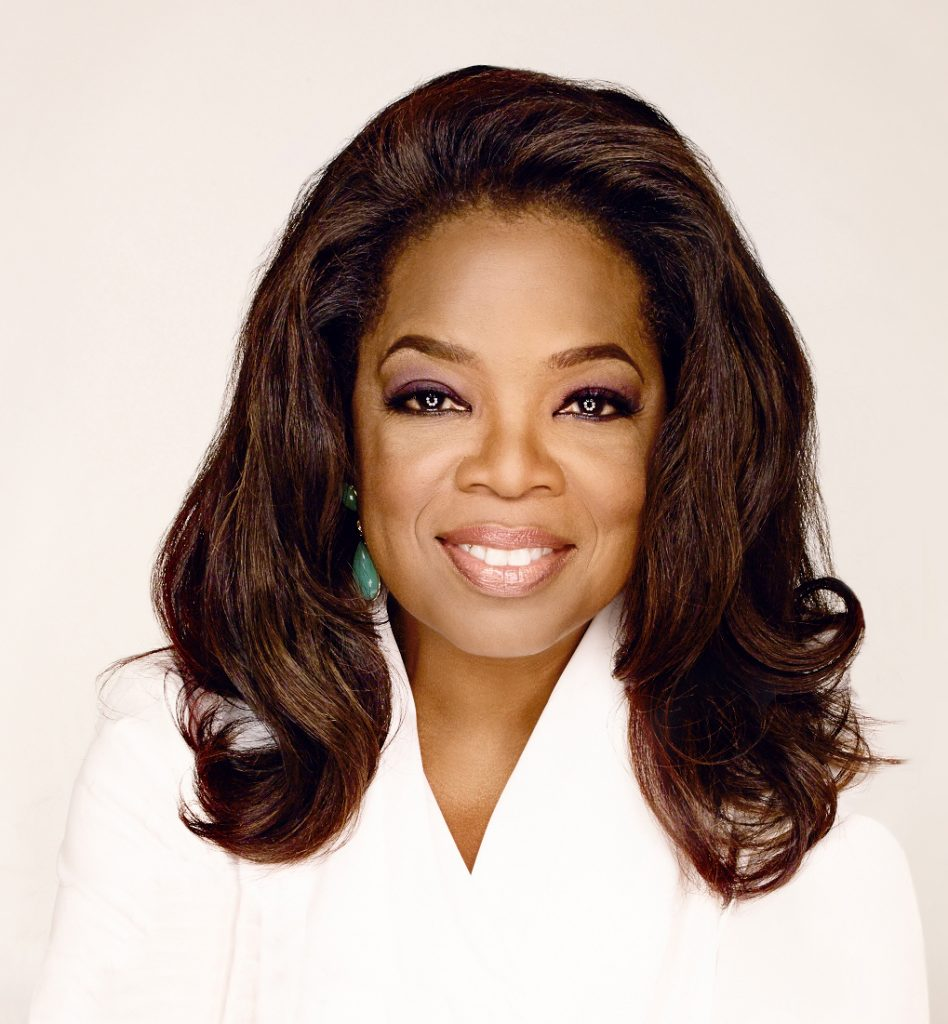 Oprah Winfrey plano feed just one gala minnie's food pantry cheryl action jackson