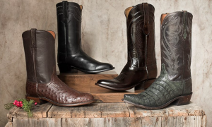 Lucchese Boots, The Star at Frisco
