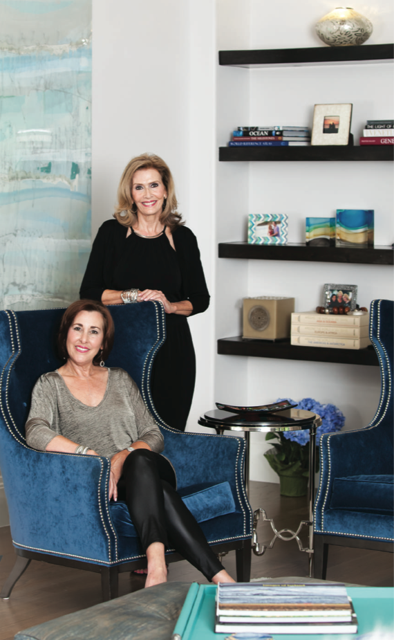 Judy Zumberge, Anita Bliss, real estate, the designing agents, interior design, home staging, plano, collin county