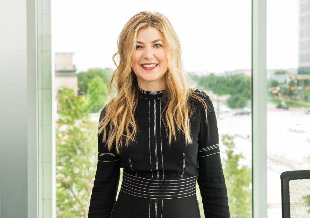 Stephanie Pope, CFO Boeing Global Services, Legacy West, Plano, Texas