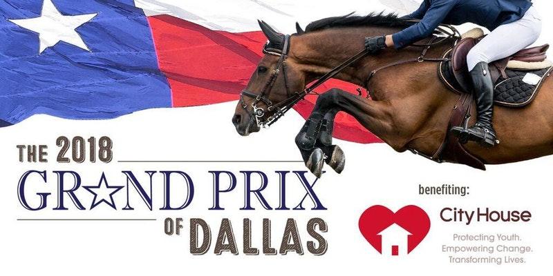 The Grand Prix of Dallas, City House, show jumping, Dallas Equestrian Center