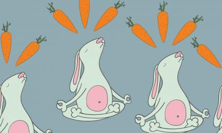 Bunny yoga, TreeHouse Plano, TreeHouse, yoga, shopping, home, sip & shop