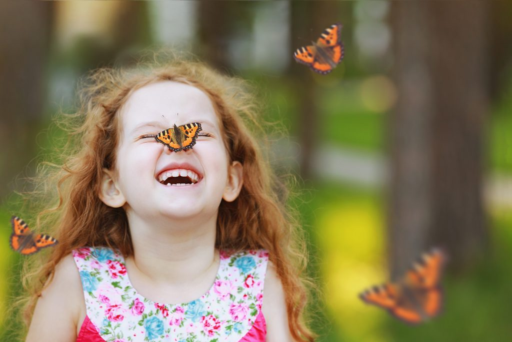The Shops at Willow Bend, butterflies, The Greater Plano Kiwanis Club