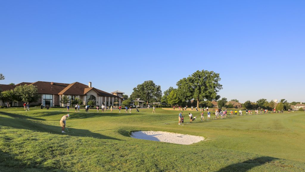Heritage Ranch Golf & County Club, Fairview, Plano Profile magazine, Collin County Golf Classic, gold tournament
