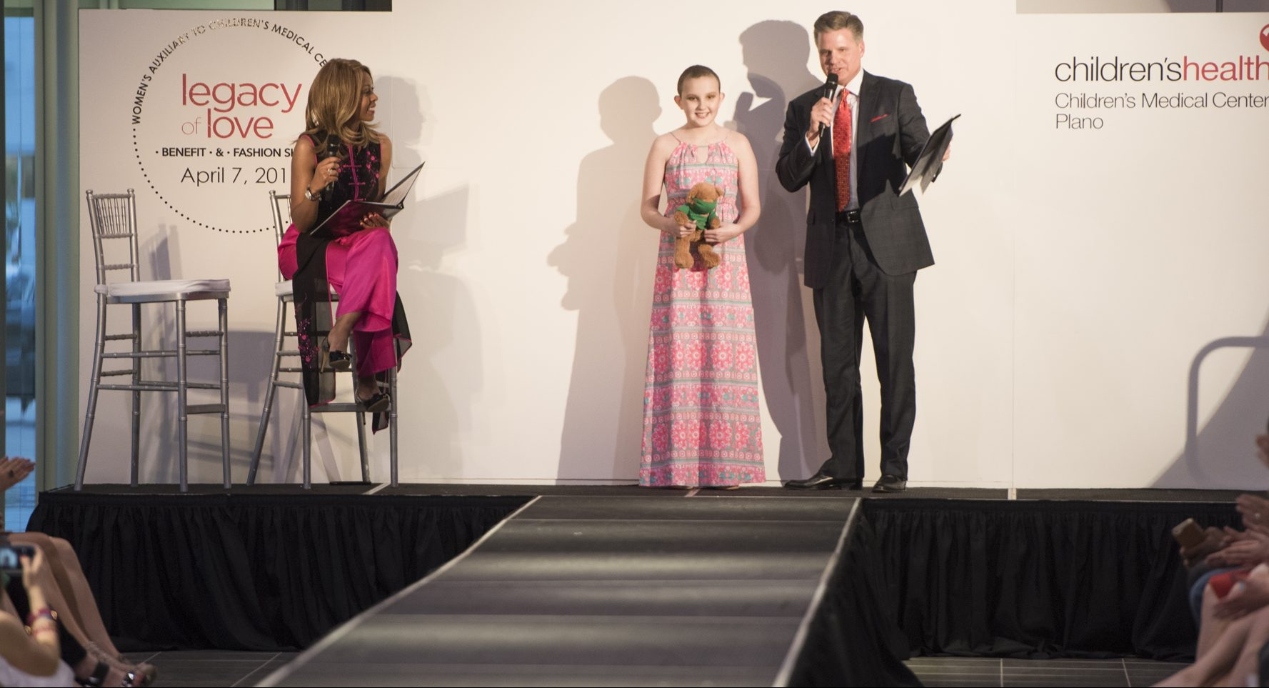Legacy of Love Benefit and Fashion Show at Mercedes Benz of Plano