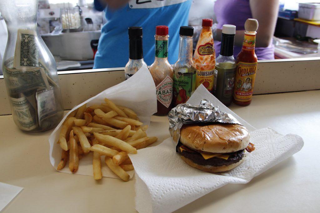 The Burger Bar, Cleburne Texas