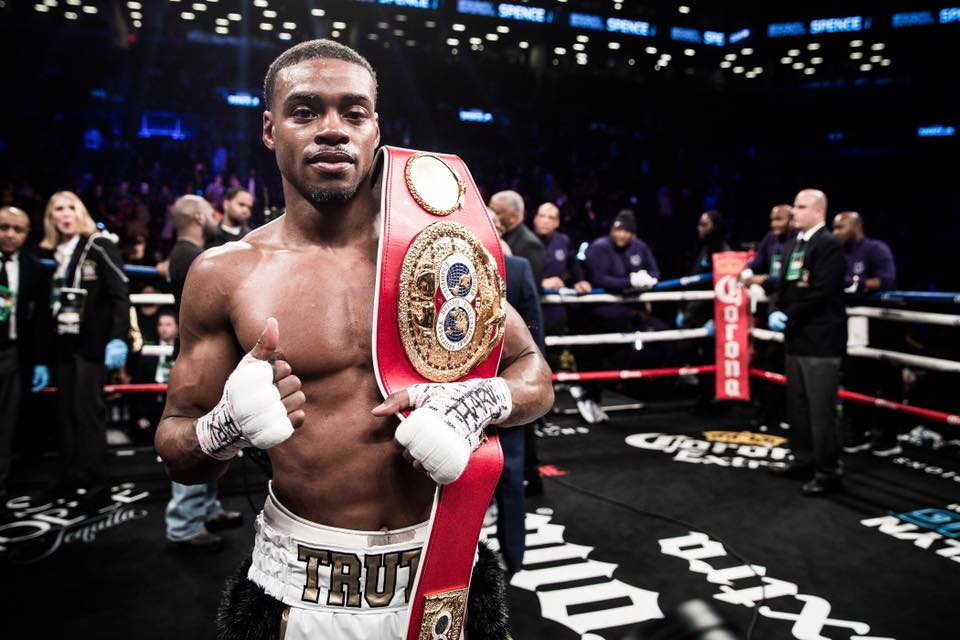 """Undefeated welterweight champion Errol """"The Truth"""" Spence Jr. will defend his IBF world title in a Dallas homecoming Saturday, June 16 live on SHOWTIME at Ford Center at The Star in Frisco against unbeaten mandatory challenger Carlos Ocampo in an event presented by Premier Boxing Champions."""