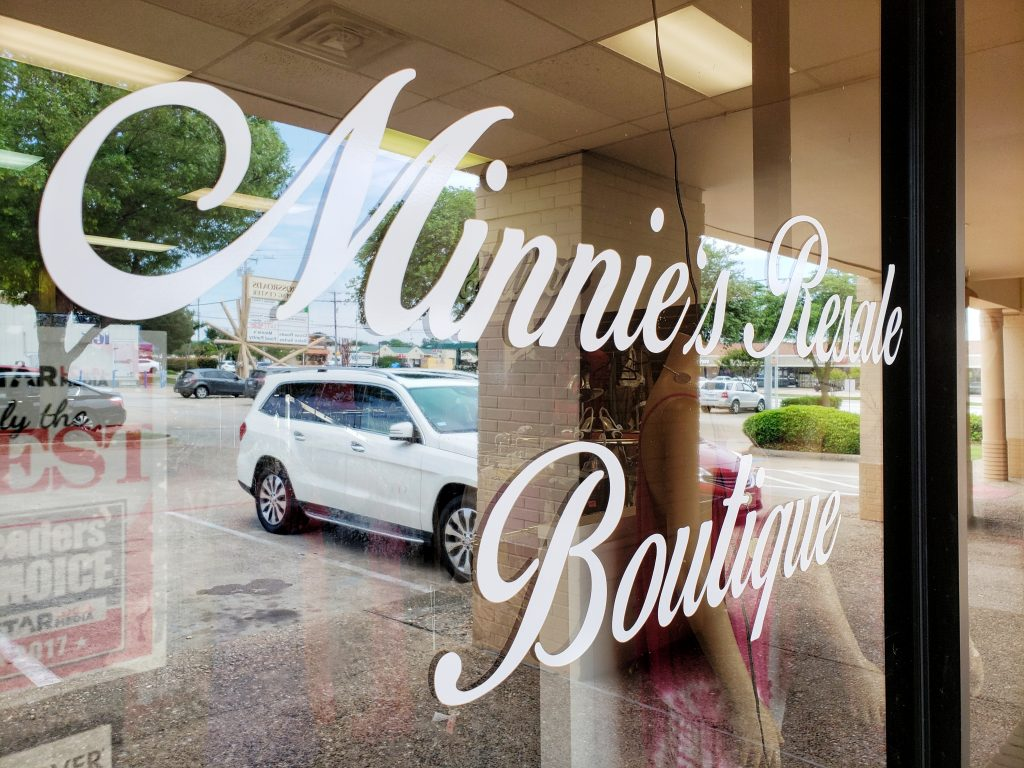 Minnies food pantry resale boutique plano profile nonprofit charity food