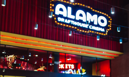 Alamo Drafthouse Cinema, frisco, texas