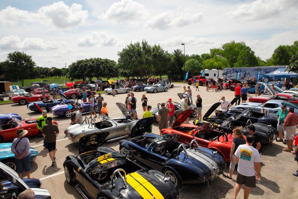 Shelby Car Show At LegacyTexas Bank Plano Plano Profile - Plano car show