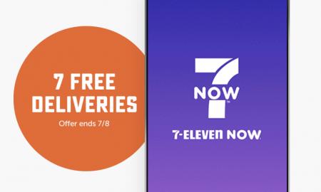 7-Eleven, Plano, Dallas, 7-Eleven NOW