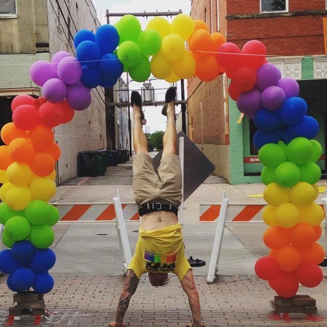 North Texas Pride Festival, North Texas Pride Foundation, Plano, Historic Downtown Plano, Haggard Park, Saigling House