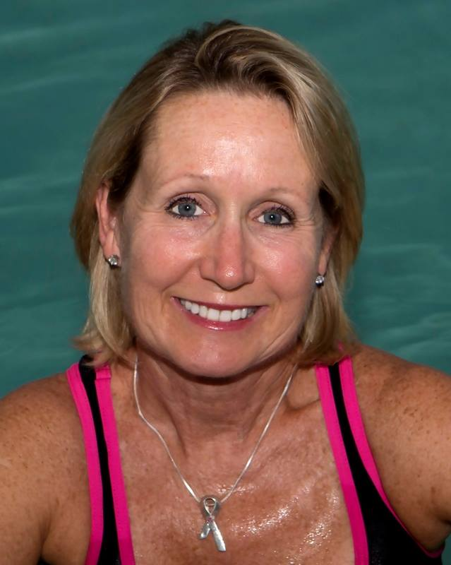 Mimi Conner, AquaFit, Plano, Water safety