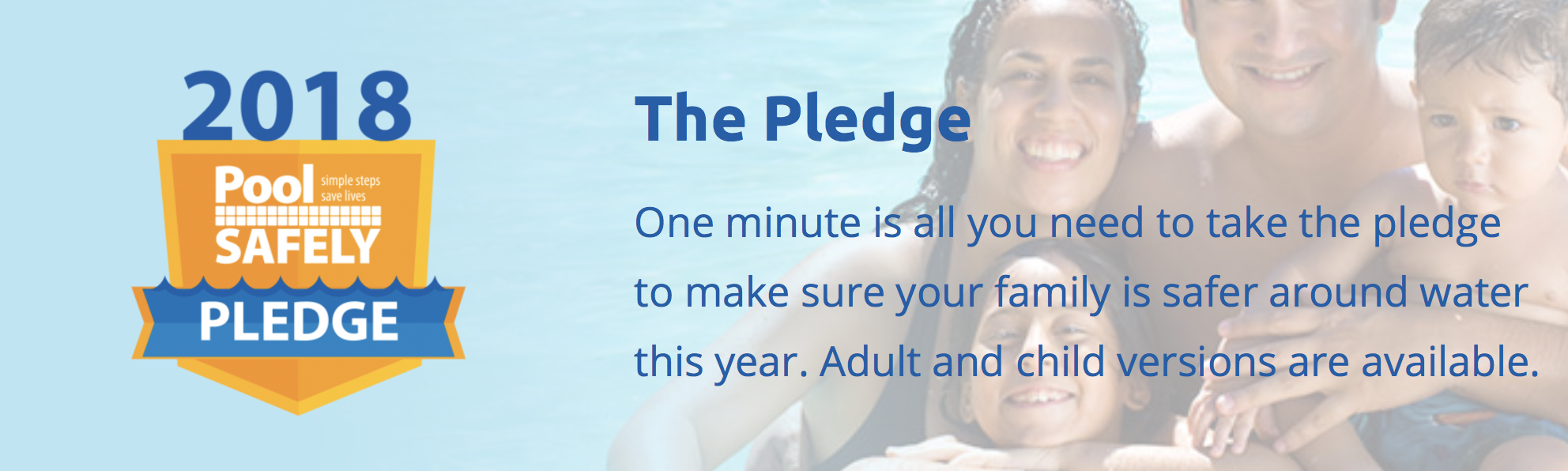 Water safety, Mimi Conner, AquaFit, Plano, Pool Safely Pledge